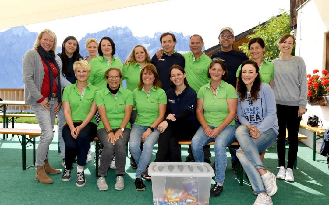 Ederhof bei RTL Spendenmarathon